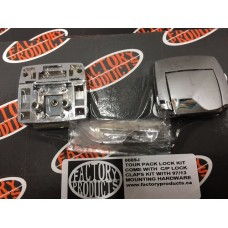 Factory Products Tour Pack Latch Kit