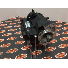 Factory Products Starter Motor 12 Volt Black, Fits OEM: 31552-89A, 31552-89B, 31570-89,31570-89A