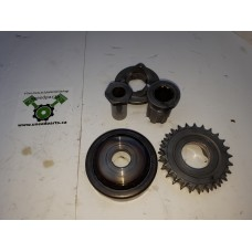 USED -  Twin Cam 88 Front Drive Compensator Sprocket - OEM 40308-94 - ID 1155