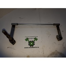 USED - 98 - 13 - FL Shifter Linkage Assembly - ID 1159