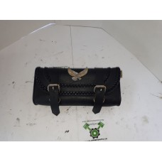 USED - Harley Front Leather Pouch - ID 1287