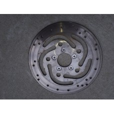 USED - 2004 FLHR Front Brake Disc Rotor - Left - OEM 44156-00 - ID 1299
