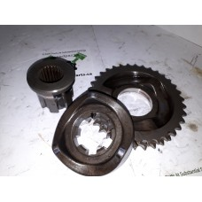 USED - 2007 FLHX 96 ci Front Drive Sprocket Compensator - OEM 40296-06A - ID 1361