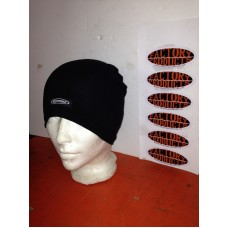 Schampa Traditional Skull Cap, Black