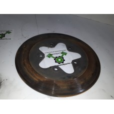 USED - 86-96 Touring - Rear Brake Rotor Disc - OEM 40939-86A - ID 1531