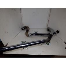 USED - 94-06 True Dual Head Pipes - No O2 Ports - ID 1716