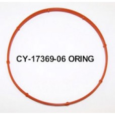 RIBBED SILICONE DERBY O RING SEAL