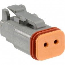 Deutsch OEM Two Socket Plug Receptacle