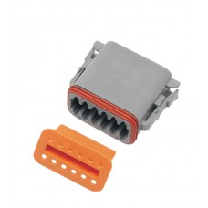 Deutsch DT OEM Twelve Socket Plug Receptacle