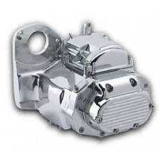 ULTIMA 6 Speed Left Side Drive Polished Transmission