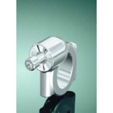 KURYAKYN 86-17 SOFTAIL LIC PLT MNT CLAMP W/SW ARM 20300589 - ID 1987