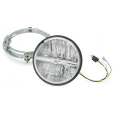"NEW HD 7"" Daymaker Reflector LED Headlamp - Touring and Trike - OEM 67700189 - ID 2078"