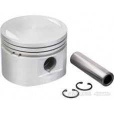 "Harley Davidson OEM Evolution 1340 Piston, +.010"" with Rings, Pin and Clips, 21942-83 - ID 1615"