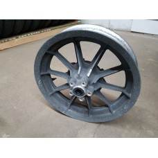 """USED - 1997 FLHTCUI Rear Wheel - 3/4"""" Bearings - 16"""" - 10 spoke - OEM 43402-87 - ID 2248"""