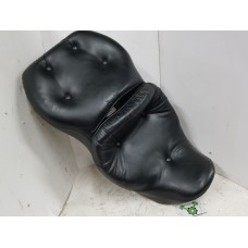 USED - 98-08 Touring HD Button seat - Tongue missing - ID 2353