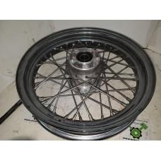 "USED - 2000 FLH Rear wheel - laced - 3/4"" bearings - OEM 40975-05A* - ID 2926"
