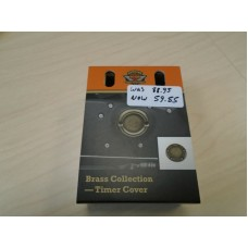 HD BRASS COLLECTION TIMER COVER 25600057