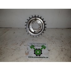 USED - 1980 FLT Shovel -  Transmission Drive gear 22 T - OEM 33336-83 - ID 2657