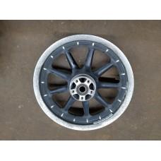 "USED - 2006 FLH Rear Wheel - 16"" - 9 Spoke - OEM 43402-00B - ID 2826"