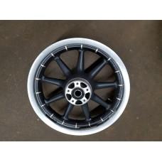 """USED - 2006 FLH Front Wheel - 16"""" - 9 Spoke - OEM 43493-00 - ID 2827"""