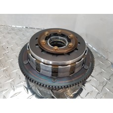 USED - 2000 FLH clutch assembly - OEM 37707-98A - ID 2880