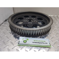 USED - 1995 FXWG Rear drive pulley  70T - OEM 40217-79A - ID 2950
