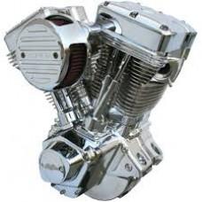 "ULTIMA  127"" Polished EVO Motor"