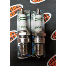 Factory Products, Nickle Alloy Spark Plugs for Evolution, Two Pack. NGK® Equivalent BPR5EIX-11