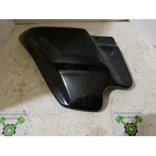 USED - 97-08 Frame Side cover - left - black - OEM 66619-97 - ID 3042