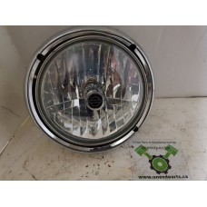 "USED - 7""  Touring Headlight Assembly - ID 3046"