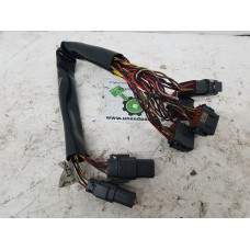 USED - 2006 later FLHTCU FLHTK Advanced Boom Audio Satelite Radio Wire Harness - OEM 70164-06 - ID 3115