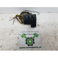 "USED - Push button Switch control for 1"" bars - ID 3122"