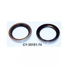 Oil Seal for 4 Speed Transmission. 1974 - 1983 Sportsters.  CY35151-74