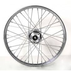 40 SPOKE WHEEL, 21 X  2.15 , WIDE GLIDE FRONT, '84-'99