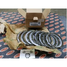 GENUINE HARLEY DAVIDSON - CLUTCH DISC KIT OEM 37000118