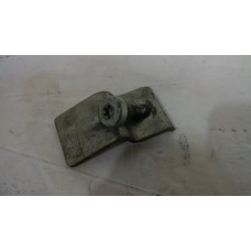 USED - FLH 98-07 Battery Hold Down bracket and bolt OEM 66185-97