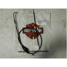 OEM Genuine Harley Idle Control Cable 38651-98