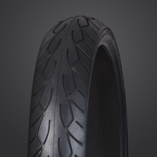 Vee Rubber, VRM-302 Front Black Wall Tire 120/70, R23