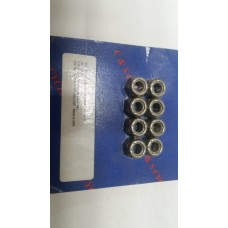 Stainless Steel Nylon Nut Kit .....3/8-16