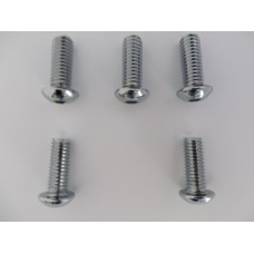 Factory Products, 3/8 x 16 x 1 C/P Rear Rotor Bolts, Allen Head