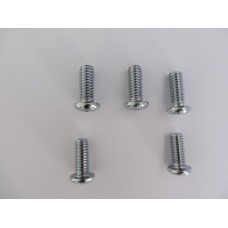 Front Rotor Bolts for '84-'99, Allen Head, Chrome Plated