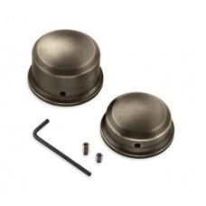 Brass Rear Axle Nut Covers  43000050