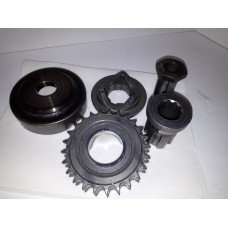 USED - Softail - TC 88 - Front Compensator gear - OEM 40308-94/40384-91