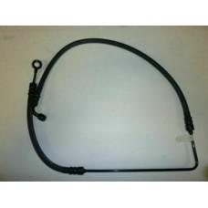 Harley Davidson single disc brake hose line softail dyna deuce fxd 45119-00
