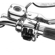 HARLEY-DAVIDSON OEM CHROME CLUTCH BRACKET AND MASTER CYLINDER RESERVOIR KIT, 45284-99D - ID 1646