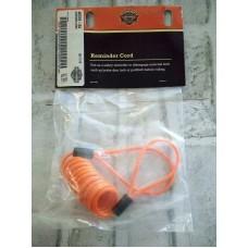 Harley Davidson Reminder Cord. 46318-04 PB