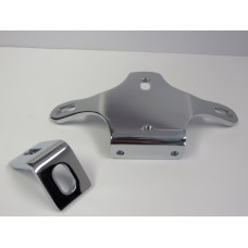 Factory Products, Heavy Duty Chrome Motor Mount, V2.
