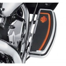 Harley-Davidson OEM  Spectra Glo Rider Footboard Inserts, 50500492.