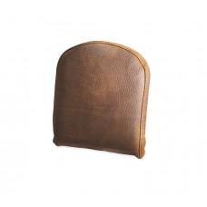 Harley Davidson OEM Brown Leather Low Backrest Pad, 51643-10 - ID 1626