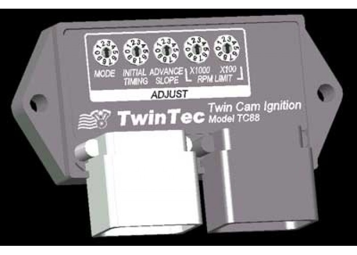 Factory Products, Twin Cam 88 Plug-In Ignition